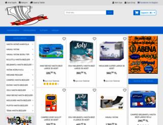 hastabezi.com.tr screenshot