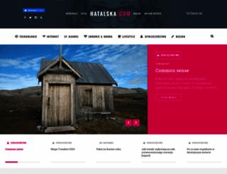 hatalska.com screenshot