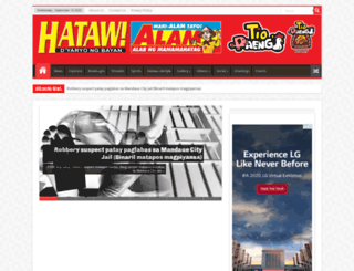 hatawtabloid.com screenshot
