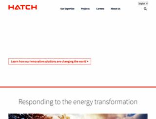 hatch.com screenshot
