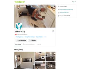 hatchandfly.com screenshot