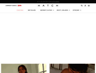 hatchcollection.com screenshot