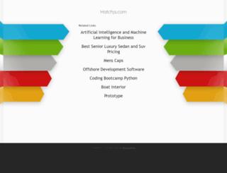 hatchjs.com screenshot