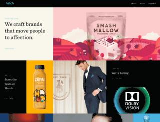hatchsf.com screenshot