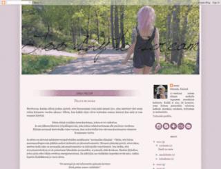 hatenouy.blogspot.fi screenshot