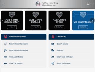 hatfieldgroup.co.za screenshot