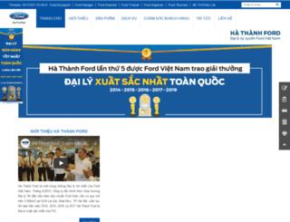 hathanhford.com.vn screenshot