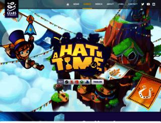 hatintime.com screenshot