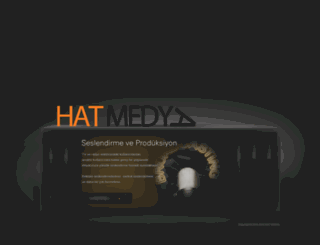 hatmedya.com screenshot