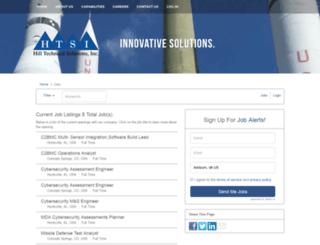 hats-al.applicantpro.com screenshot
