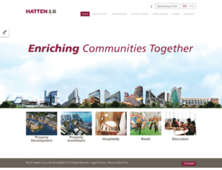 hattengrp.com screenshot
