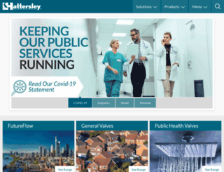 hattersley.com screenshot