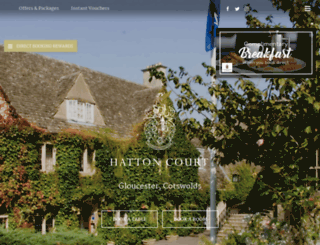 hatton-court.co.uk screenshot