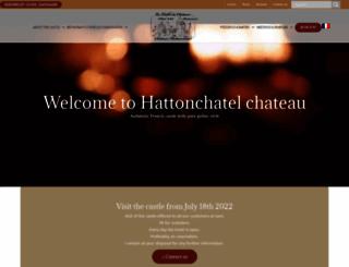 hattonchatelchateau.com screenshot