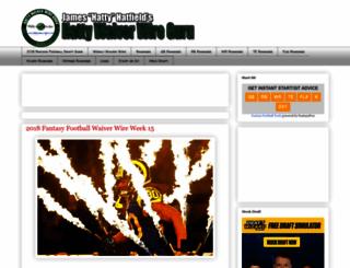 hattywaiverwireguru.com screenshot