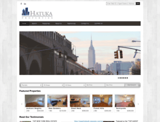 hatuka.realtymx.com screenshot