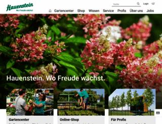hauenstein-rafz.ch screenshot
