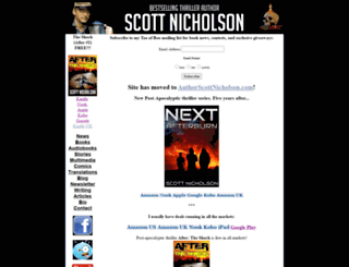 hauntedcomputer.com screenshot