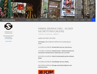 haus-schwarzenberg.org screenshot