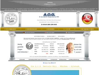 haushaelterin-hannover.de screenshot