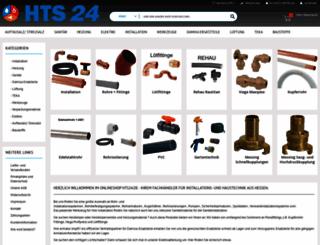haustechnikshop24.eu screenshot