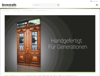 haustuermanufaktur.de screenshot
