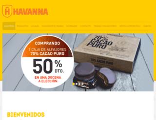 havanna.bo screenshot