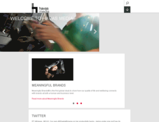 havas-media.com screenshot