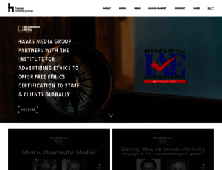 havasmedia.com screenshot