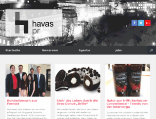 havaspr-hamburg.de screenshot
