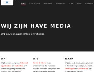 have.media screenshot