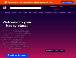 havefunteaching.com screenshot