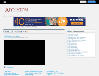 haven.apolyton.net screenshot
