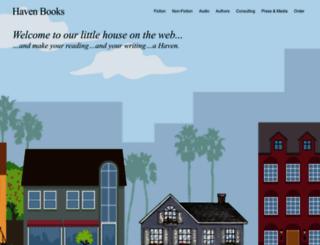 havenbooks.net screenshot