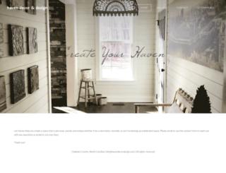 havendecordesign.com screenshot
