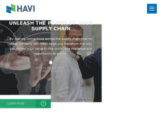 havi-logistics.com screenshot