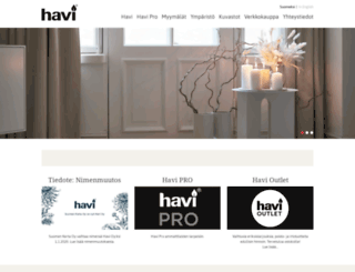 havi.fi screenshot