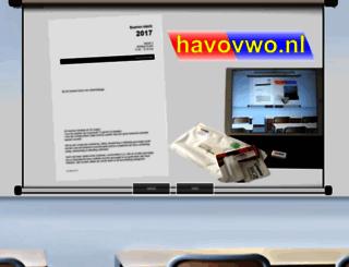 havovwo.nl screenshot