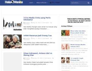 hawa.web.id screenshot