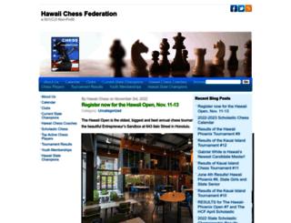 hawaiichess.com screenshot
