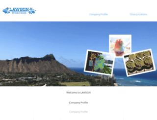 hawaiilawson.com screenshot