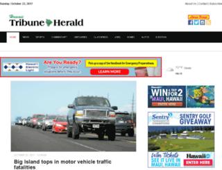 hawaiitribune-herald-web.newsengin.com screenshot