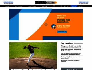 hawkcentral.press-citizen.com screenshot