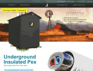 hawkenenergy.com screenshot