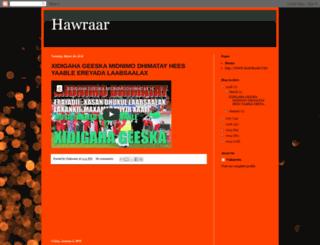hawraarmurti.blogspot.nl screenshot
