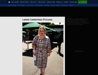 hawtcelebs.com screenshot