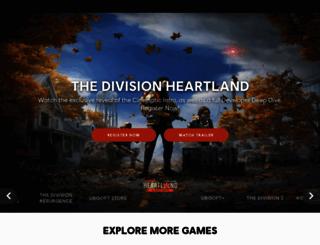 hawxgame.us.ubi.com screenshot