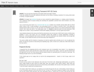 haxit.blogspot.com.es screenshot