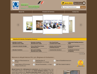 hayattinterior.com screenshot