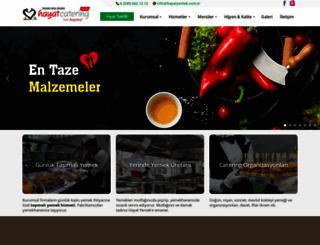 hayatyemek.com screenshot